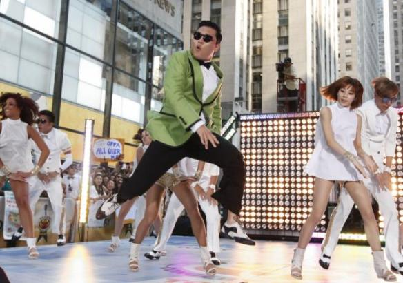 Psy's got nothing on Sophie